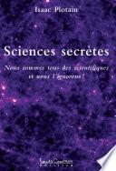 Sciences Secrètes