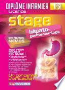 Stage Hépato-gastroentérologie - DEI
