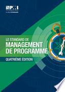 Standard for Program Management - Fourth Edition (FRENCH)