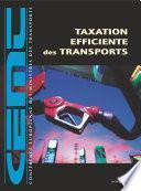 Taxation efficiente des transports