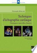 Techniques d'échographie cardiaque