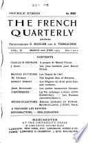 The French Quarterly