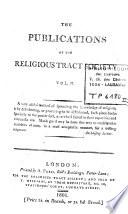 The Publications of the Religious Tract Society