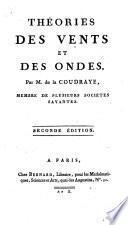 Theories des vents et des ondes. 2. ed