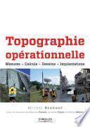 Topographie opérationnelle