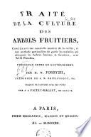Traité de la culture des arbres fruitiers
