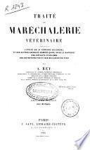 Traité de maréchalerie vétérinaire...