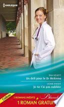 Un défi pour le Dr McKinna - Je ne t'ai pas oubliée - La tentation du Dr Dolan