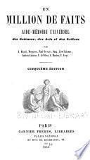 Un million de faits