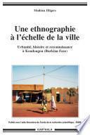 Une ethnographie à l'échelle de la ville