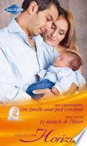 Une famille pour Jack Crawford - Le miracle de l'hiver