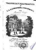 Valeria y Beaumanoir, ó, La caprichosa penitencia