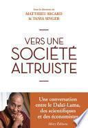 Vers une société altruiste