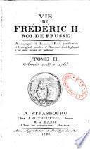 Vie de Frédéric II