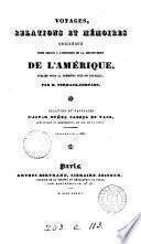 Voyages, relations et mémoires originaux pour servir à l'histoire de la découverte de l'amérique, publ par M. Ternaux