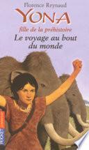 Yona fille de la préhistoire